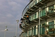 Cinnabar Wharf window cleaning3
