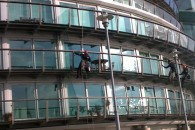 Cinnabar Wharf window cleaning4