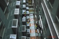 Window Cleaning Westminster Park plaza 7